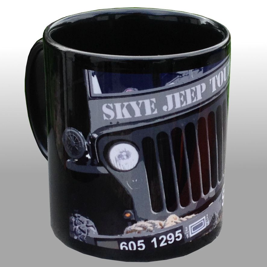 Skye Jeep Tours MUGS
