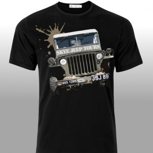 Skye Jeep Tours Tee Shirt